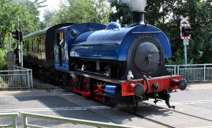 Steam train Pic: Geoffrey Whittaker