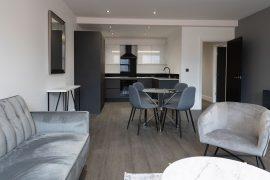 Inside a Buckingham House apartment Pic: TSS Properties