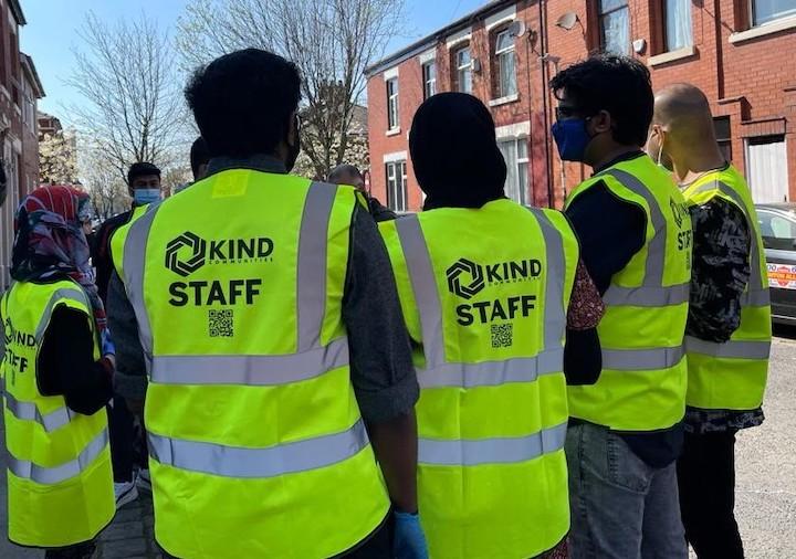 Kind Communities volunteers