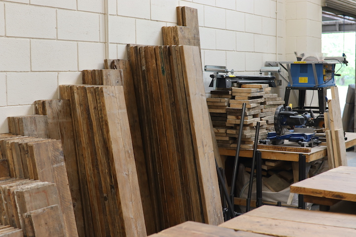 Marsh Mill Interiors workshop
