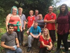 Myplace mental health service users