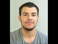 Kingsley Cairns, 22. Pic: Preston police