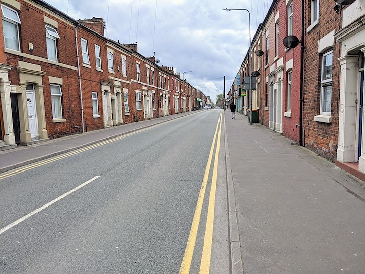 Plungington Road Pic: Tony Worrall