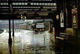 Preston Station in 1962 Pic: Cedric Greenwood