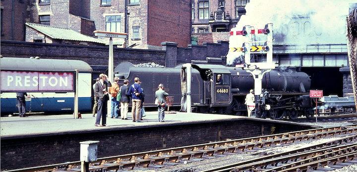 Preston Station in 1967