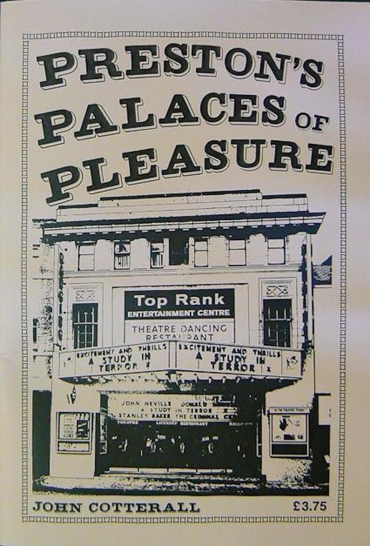 Poster - Preston's Palaces of Pleasure
