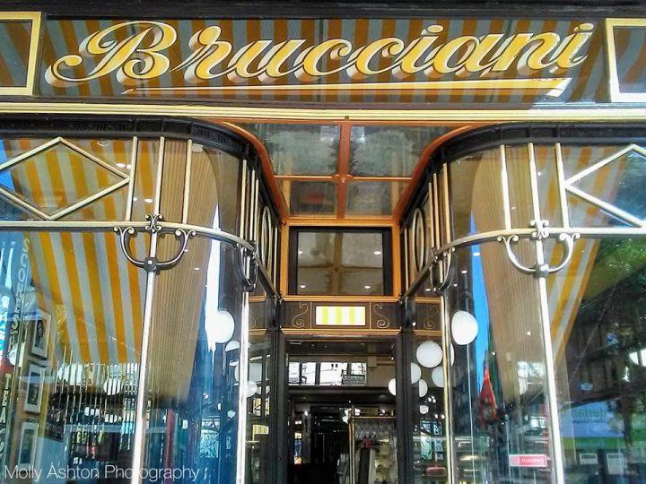 Brucciani's has reopened. Pic: Molly Ashton