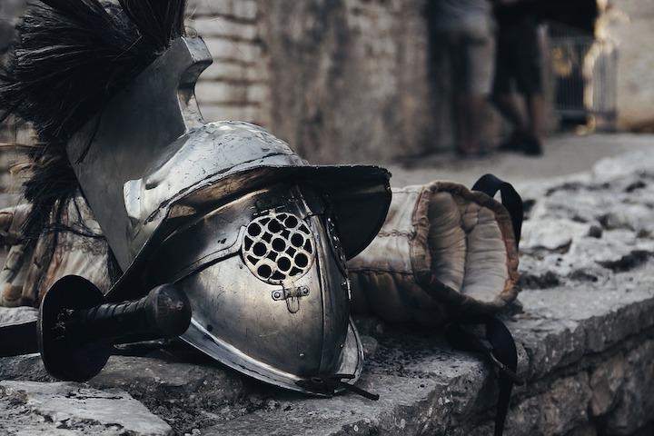 Armour Pic: Pixabay
