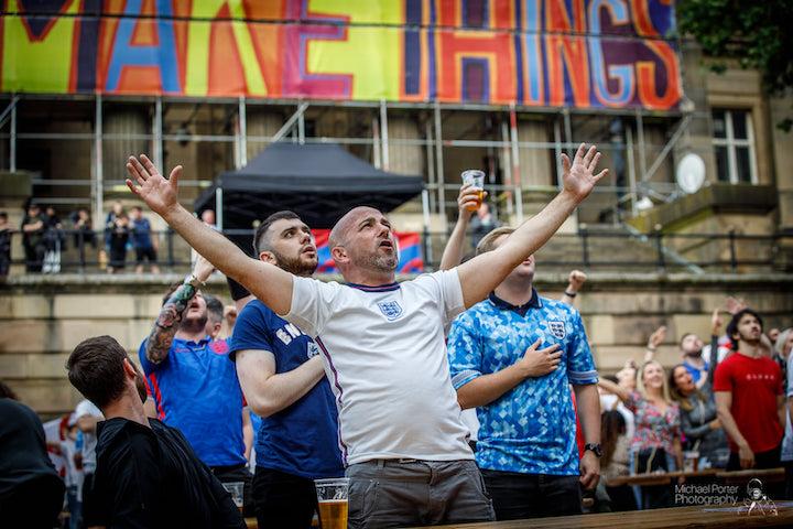 Euro Fan Zone Pic: Michael Porter Photography