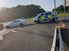 London Way crash Pic: South Ribble Police