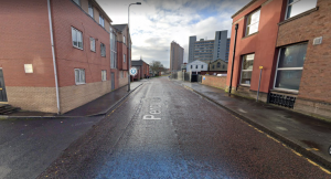 Percy Street. Pic: Google