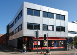 Planning application proposed for former betting shop on Friargate.