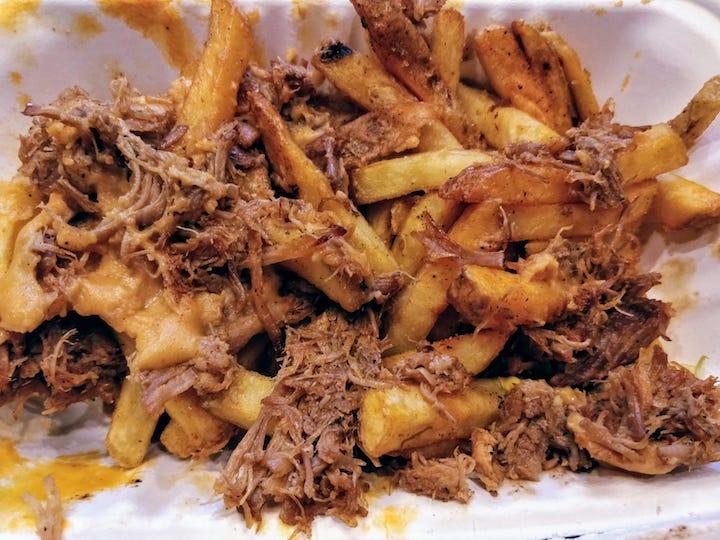 Scrandinavia loaded fries