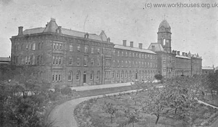 The 1865 Workhouse Pic: workhouses.org