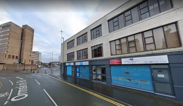 36 Ormskirk Road Pic: Google
