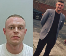 Sean Harrison Dowbekin (left) has been jailed for five years after the crash in 2018. Jake Beatty (right) sadly died a month later Pic: Preston Police