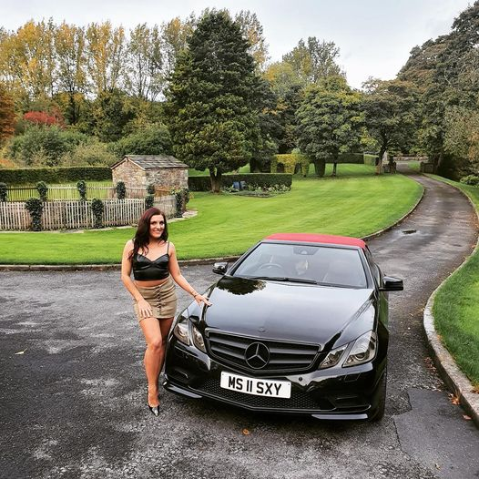 Jodie wanted to sell her car to support her new life in Dubai.