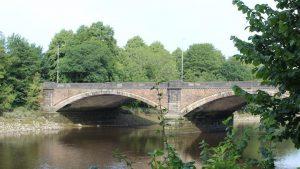 Penwortham Bridge Pic: Geoffrey Whittaker