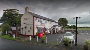Saddle Inn, Lea. Pic: Google