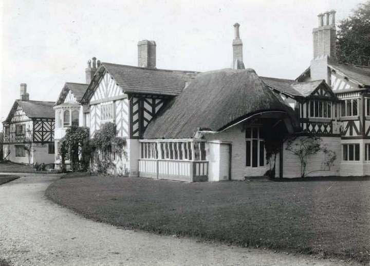 Red Scar House Pic: Preston Digital Archive