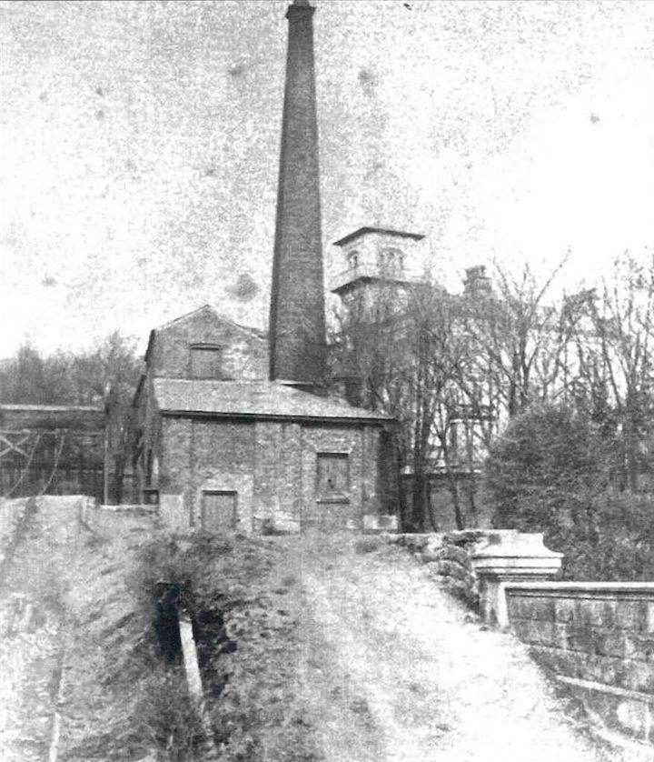 The winding house Pic: Preston Digital Archive