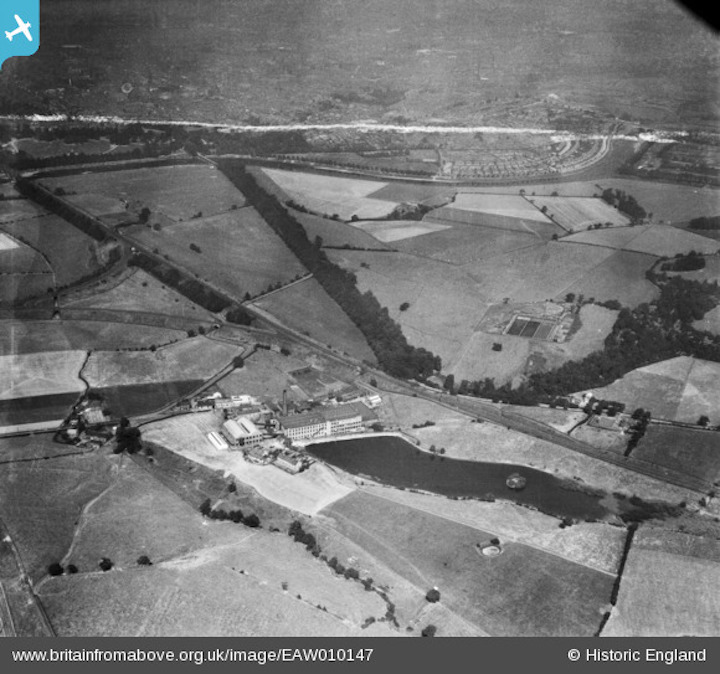 Penwortham Mill site Pic: Historic England