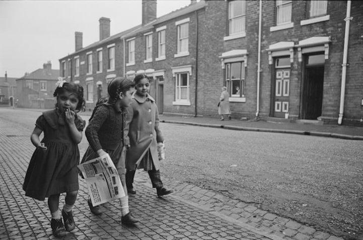 Children in the 1960s Pic: Preston Digital Archive