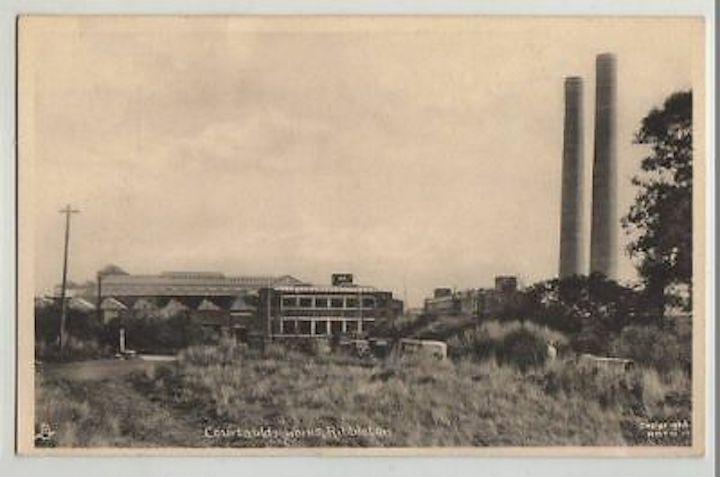 Courtaulds Pic: Preston Digital Archive