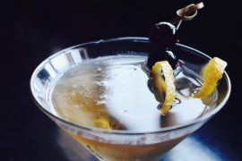 Martini Pic: StockSnap from Pixabay